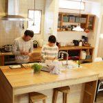 暮らしの動画撮影の第三弾はY様の「夫婦で料理を楽しむ暮らし」